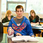 Prepare for college with high-school-level courses offered throughout our region.